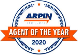 2020 Arpin Agent of the Year